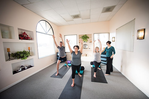 Restorative Group Class (5-week pass) (1-hour sessions)
