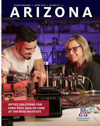 Arizona Alumni Magazine Spring 2020