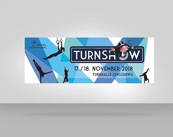 Turnshow Web Banner