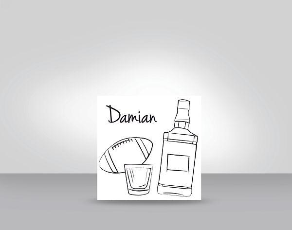 Wunsch-Karte
