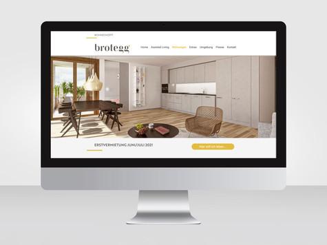 Website Brotegg