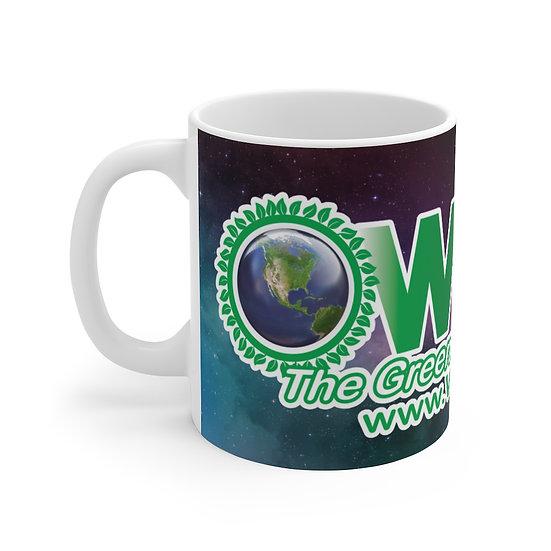 WGRN 94.1fm Mug 11oz (Space)