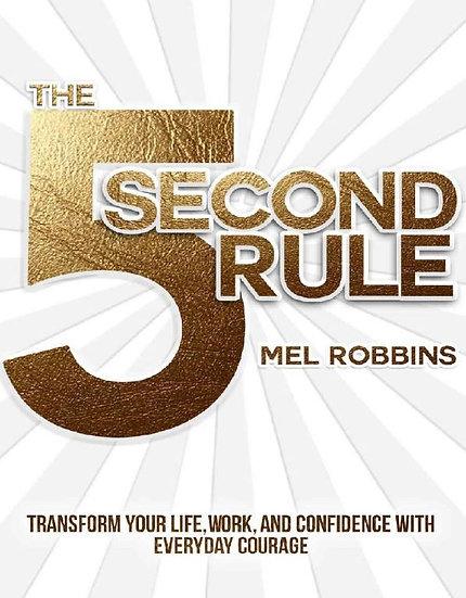 당신의 삶과 일을 변화 시키는 5초의 규칙
