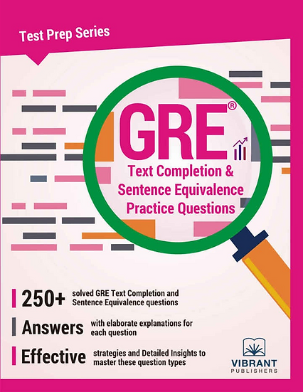 GRE TEXT Completions