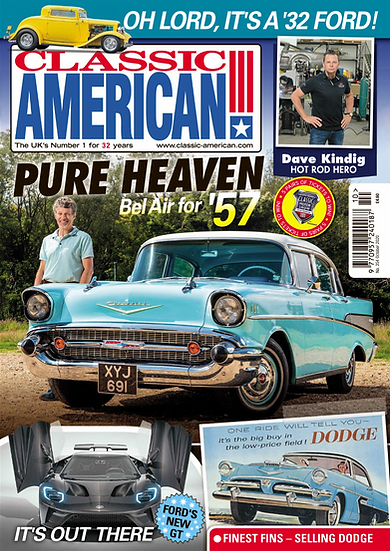 Classic American 잡지 2020년 10월호
