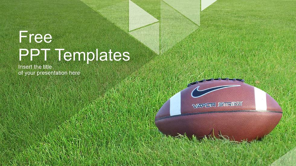 AMF Power Point Templates