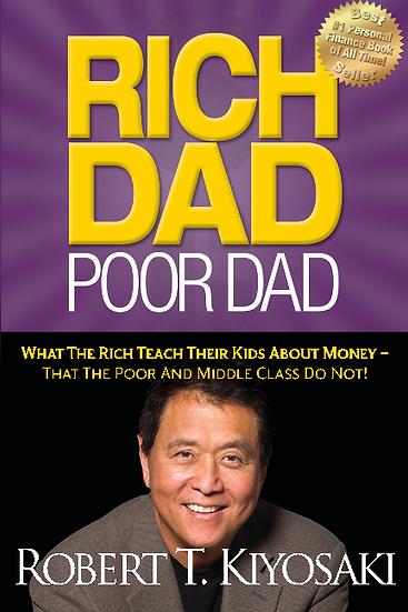 부자아빠 가난한아빠 영문판
