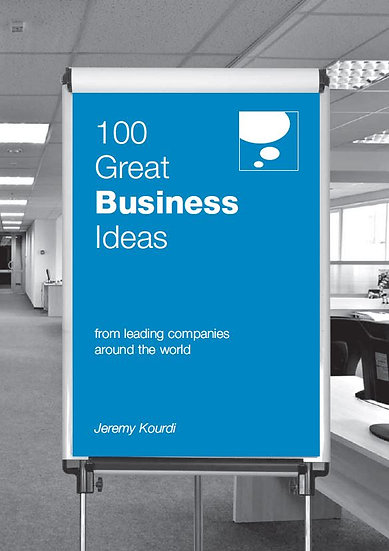 100가지 비즈니스 아이디어