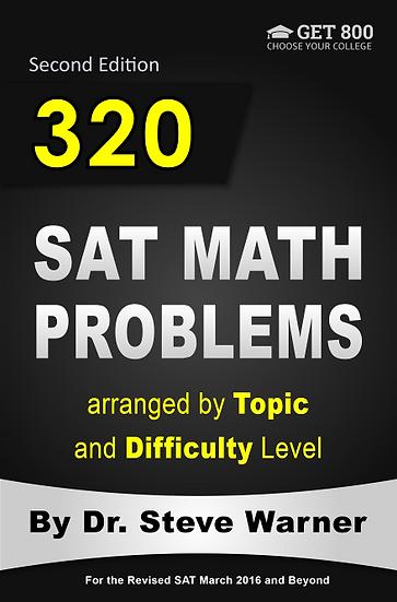 SAT 수학 문제 모음 320