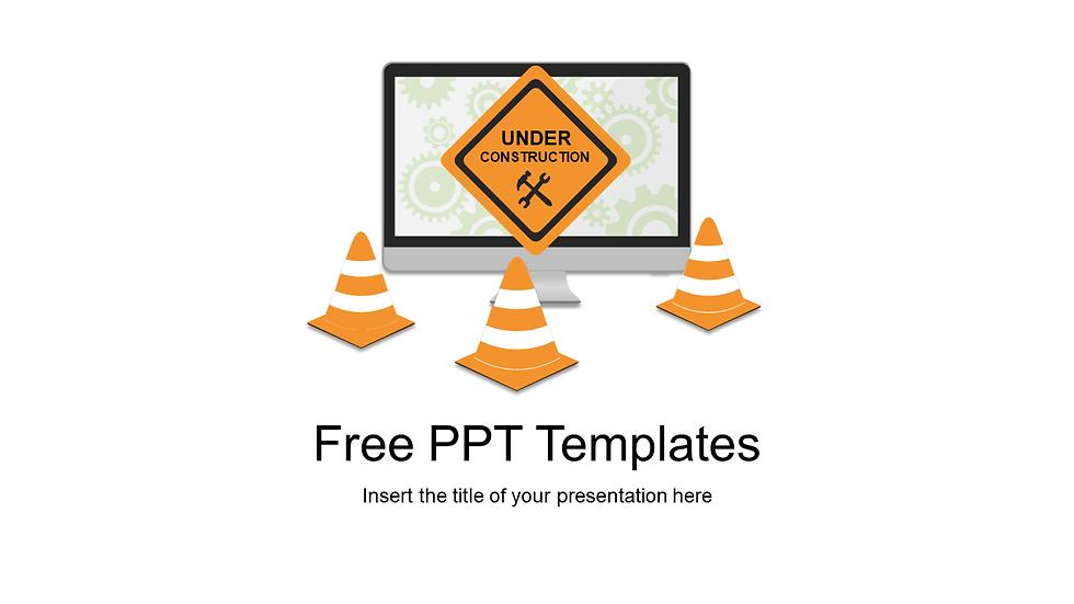 Computer Repair PPT Templates