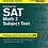 Thumbnail: SAT2 수학 프린스턴리뷰