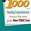Thumbnail: 토익리딩모의고사1000문제