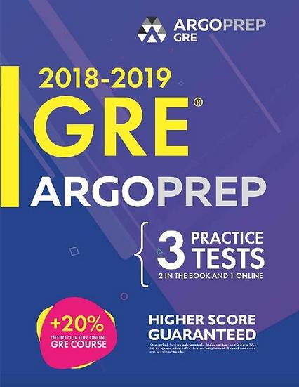 GRE 아르고프렙 3 Practice Tests