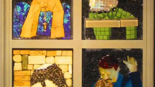 Way We Pray artwork mosaic