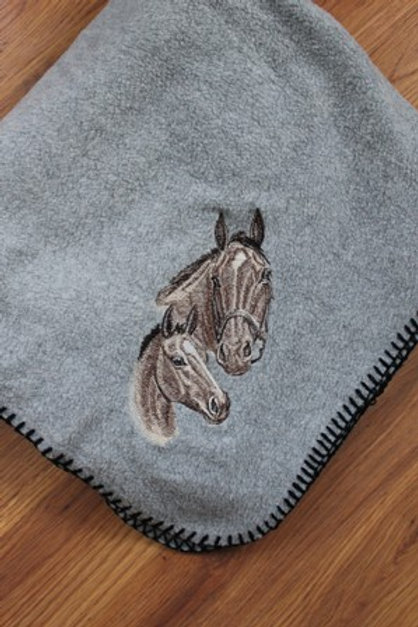 Alpine Fleece Blanket