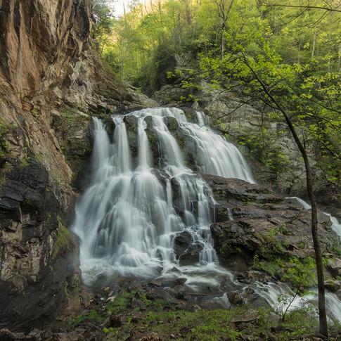 Cullasaja Falls - 250' high