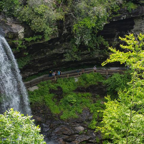 Dry Falls via Observation Beck