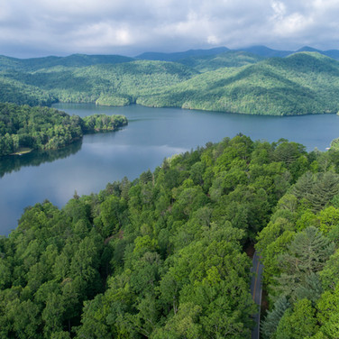 Nantahala Lake 2