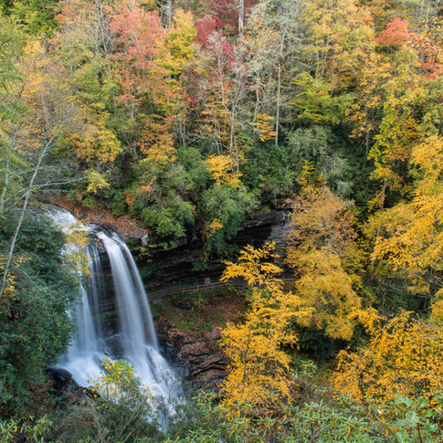 More Fall Dry Falls