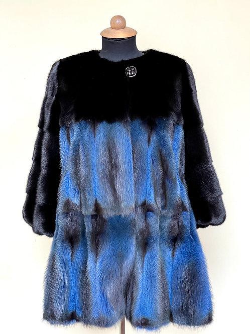 Blue Mink / Fischer Coat