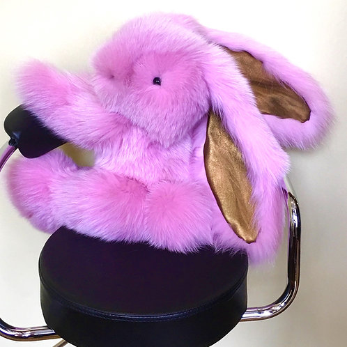 One Of A Kind Stuffed Bunny Plush Toy