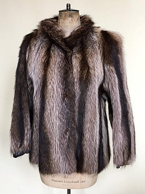 Canadian Raccoon Jacket (Unused)