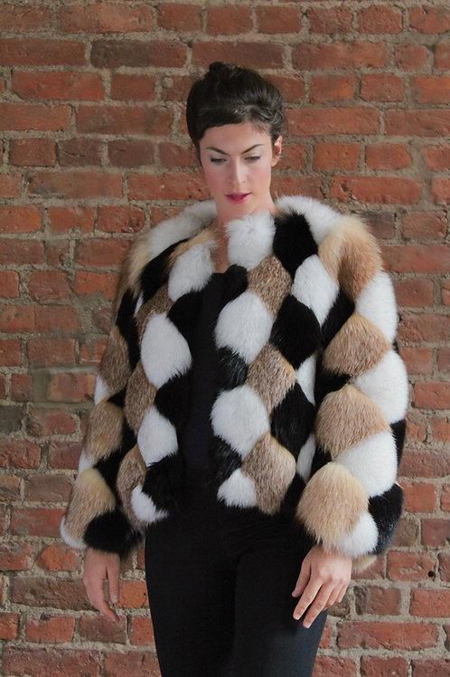 Fox Tiles Jacket