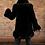 Thumbnail: Ella - Black Sheared Mink Coat