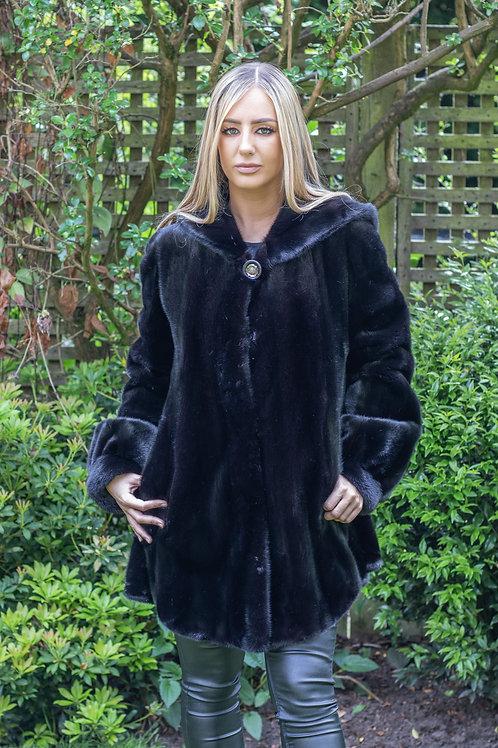 Nafa Reversed Mink Coat