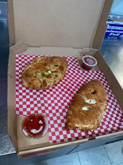 calzones-Northeast Pizza and Bones