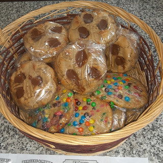 Homemade cookies | Pizza and Bones & Northeast Pizza and Bones
