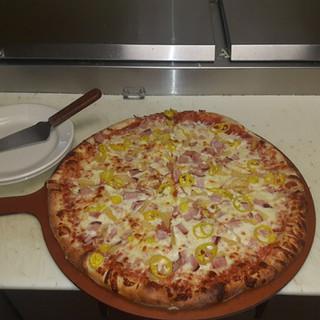 Large Pizza| Pizza and Bones & Northeast Pizza and Bones