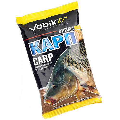 Optima Carp — прикормка для карпа 1кг