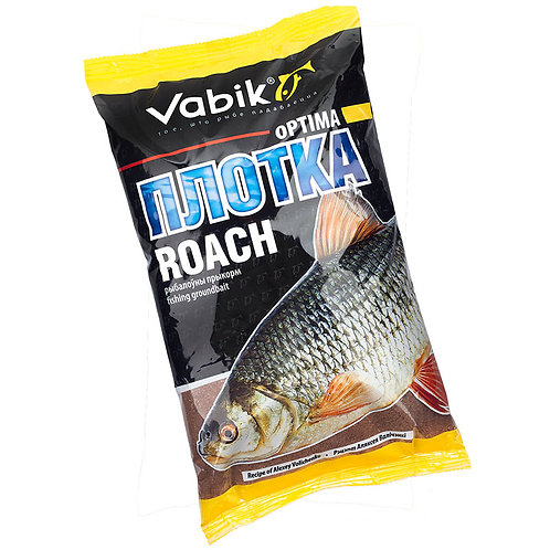 Optima Roach — прикормка для плотвы 1кг