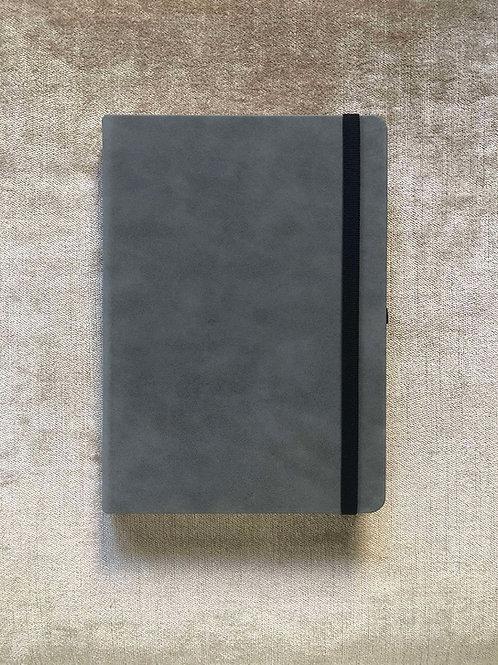 Matrikas Signature Premium Dot Grid Notebook 100 gsm - Grey
