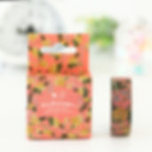 Print - floral - Washi Tape buy online i