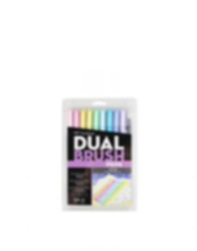 Buy Tombow Dual Brush Pens Pastel Pack P