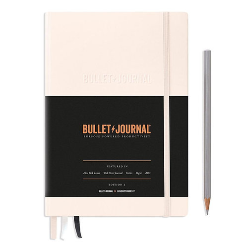 Leuchtturm1917 Official Bullet Journal Edition 2 - Blush