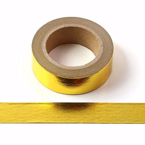 Light Gold Metallic Washi Tape