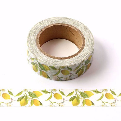 Mango Orchard Washi Tape