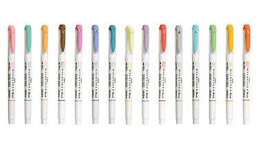 Zebra Mildliner brush pens.jpg