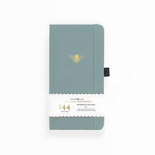 Archer & Olive TN Dot Grid Notebook - Vintage Bee