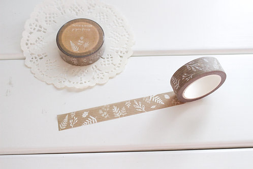Paper Ferns Washi Tape