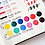 Thumbnail: Dingbats* Ātopen 6-Pack Dual Tip Brush Pens - Primary