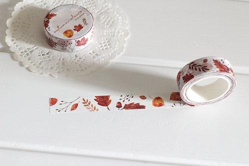 Autumn Colours Washi Tape