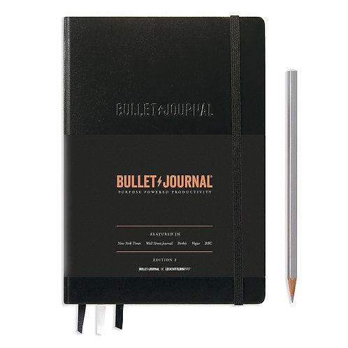 Leuchtturm1917 Official Bullet Journal Edition 2 - Black