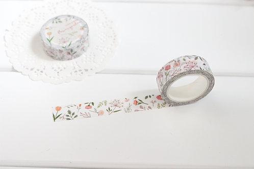 Flower Garden Washi Tape