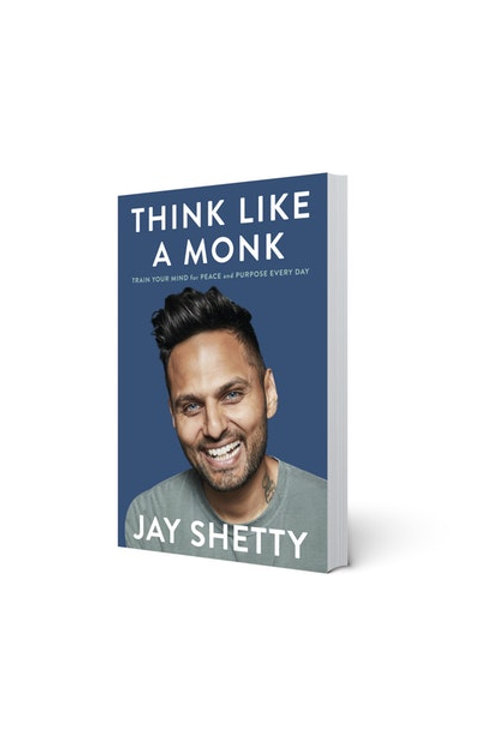Think Like A Monk book (Paperback) by Jay Shetty