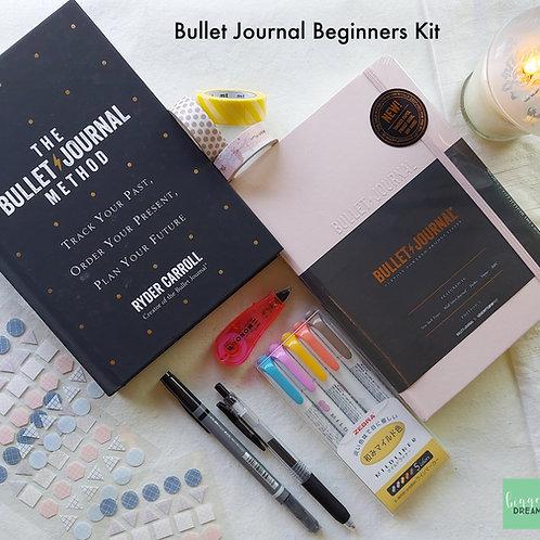 Bullet Journal Beginners Kit