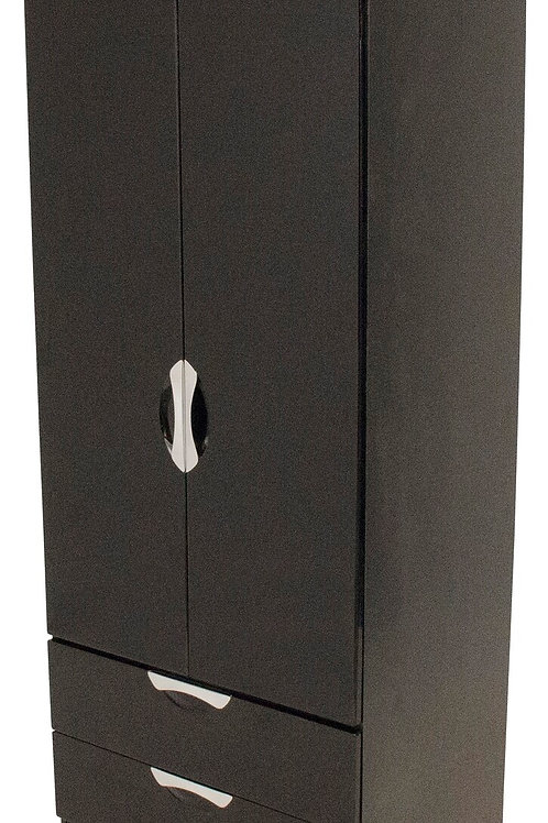 2ft 6' 2 drawer wardrobe